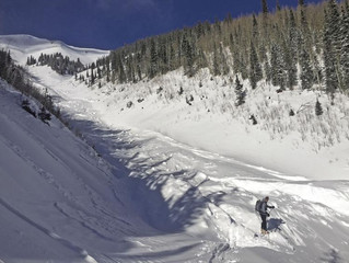 AVALANCHE! Life and death by degrees- X-post from Telluride Watch