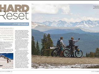 a HARD RESET- Adventure Pro Article