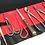 Thumbnail: TROUSSE à OUTILS 10 outils INOX  KIKUWA