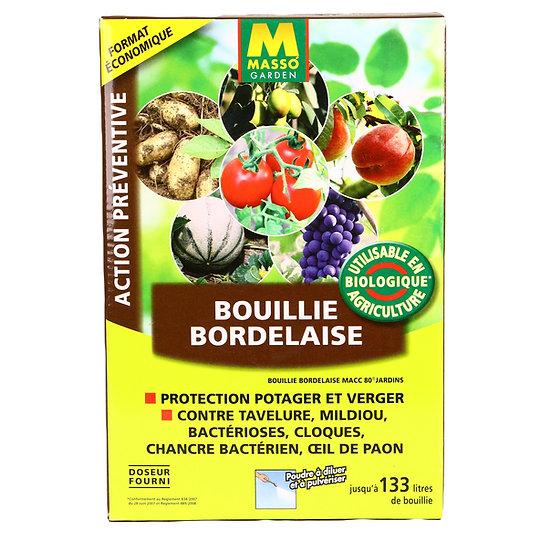 BOUILLIE BORDELAISE Fongicide et bactéricide 800g