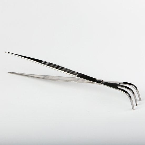 GRIFFE PINCETTE en acier de 210 mm - Japon