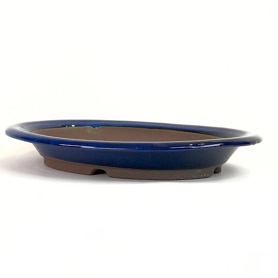 36 x 29 x 5 cm Bleu Japonaise