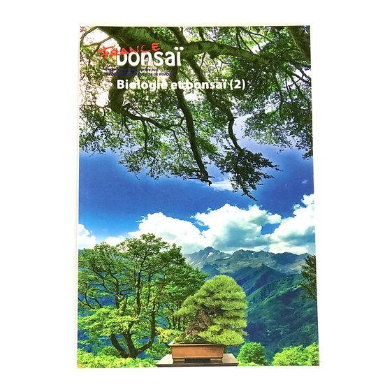 BIOLOGIE et BONSAÏ - 127 pages en français Tome 2