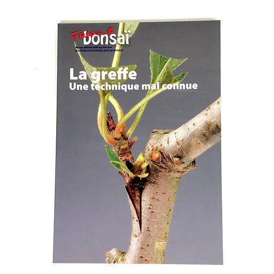 LA GREFFE - 125 pages en français