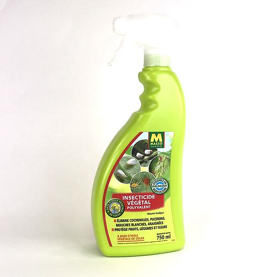 INSECTICIDE Végétal Polyvalent 750 ml prêt à l'emploi