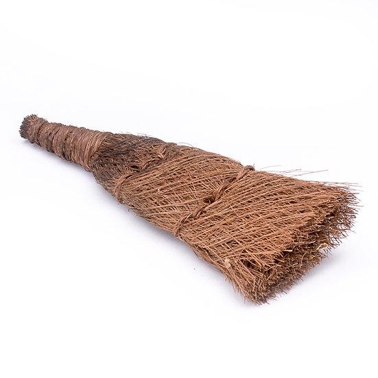 BALAI à bonsai en fibres de coco de 150-160 mm