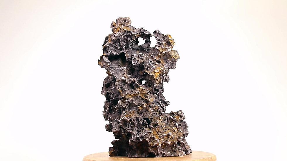 N°2 Roche de Jan Culek 34 cm de hauteur - Composites ultra léger - N°2