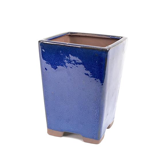 11 x 11 x 14 cm Cascade Bleu