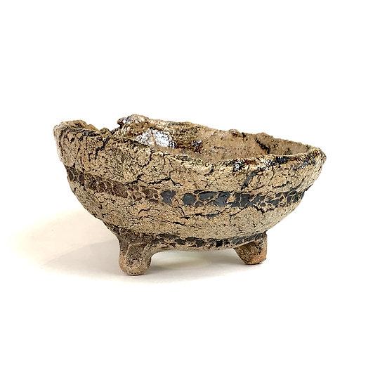 13 x 13 x 6 cm Céramique artisanale unique de Philippe TORCATIS