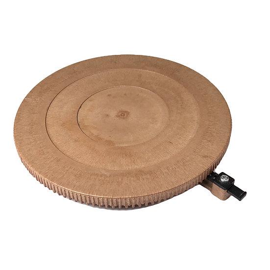 TABLETTE TOURNANTE  28 cm de diamètre en plastique avec frein Japon