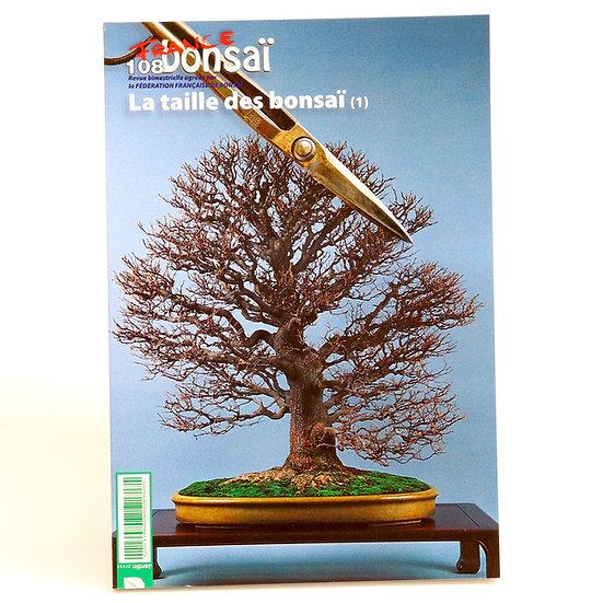LA TAILLE DES BONSAI - Tome 1 - 125 pages en français