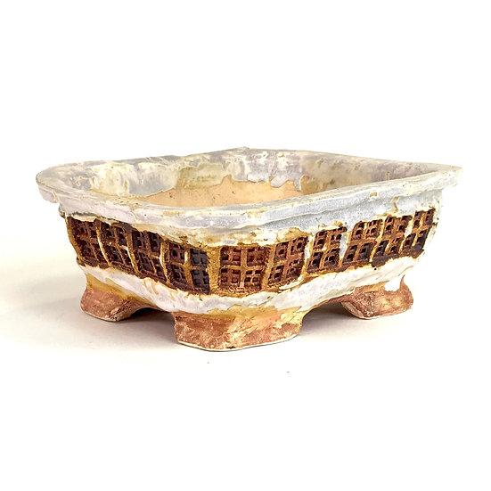 20 x 17 x 7 cm Céramique artisanale unique de Philippe TORCATIS