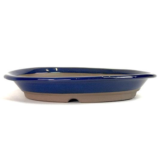 31 x 24 x 5 cm Bleu Japonaise
