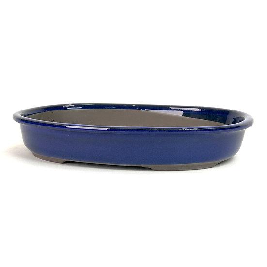 31 x 23 x 5 cm Bleu Japonaise