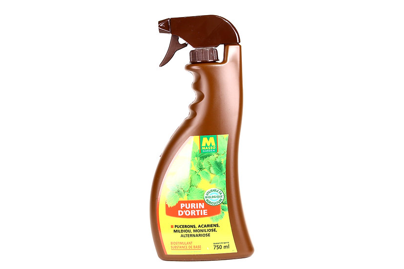 PURIN D'ORTIES Insecticide naturel 750 ml