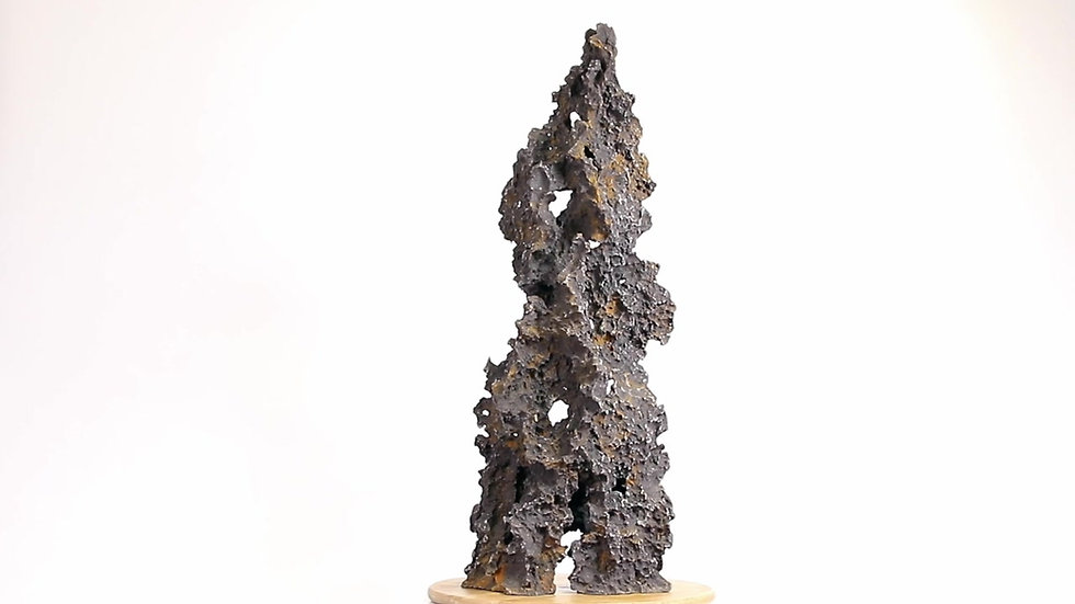 N° 18 Roche de Jan Culek 80 cm de hauteur - Composites ultra léger - N°18
