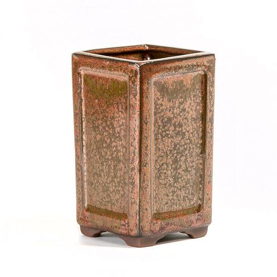 10 x 10 x 17 cm Cascade Bronze