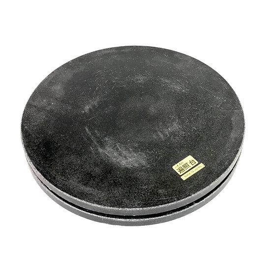 TABLETTE TOURNANTE  30 cm de diamètre en fonte d'aluminium Japon