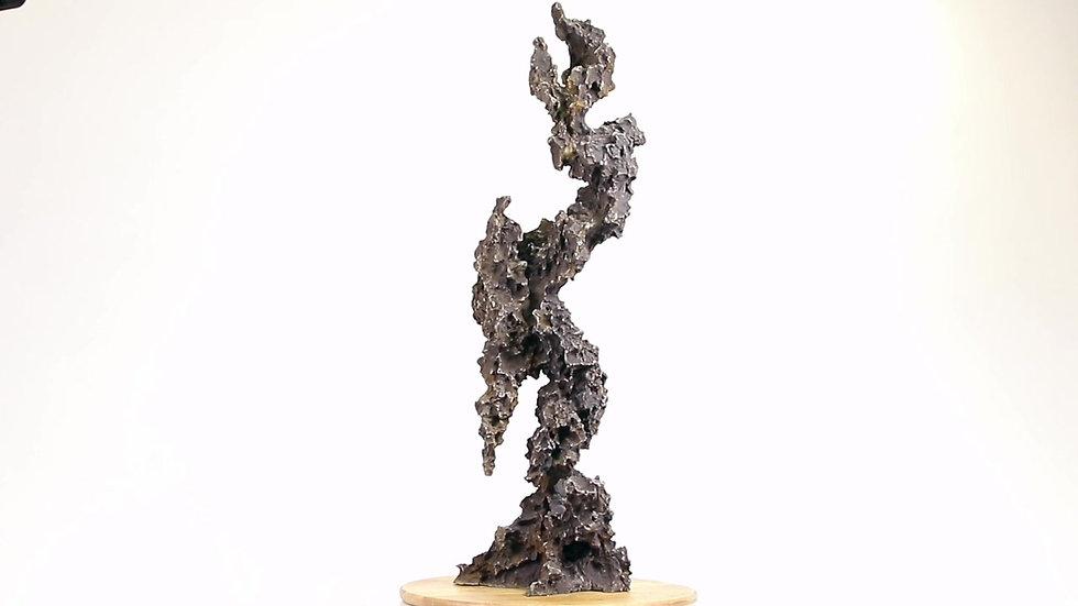 N°17 Roche de Jan Culek 80 cm de hauteur - Composites ultra léger - N°17