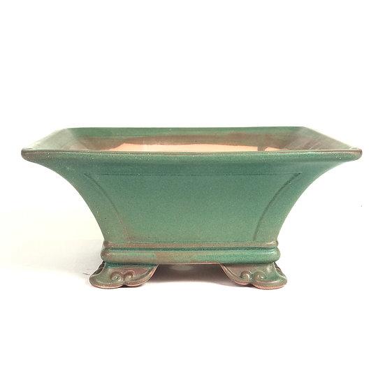 26 x 26 x 11 cm Céramique Yixing finition artisanale