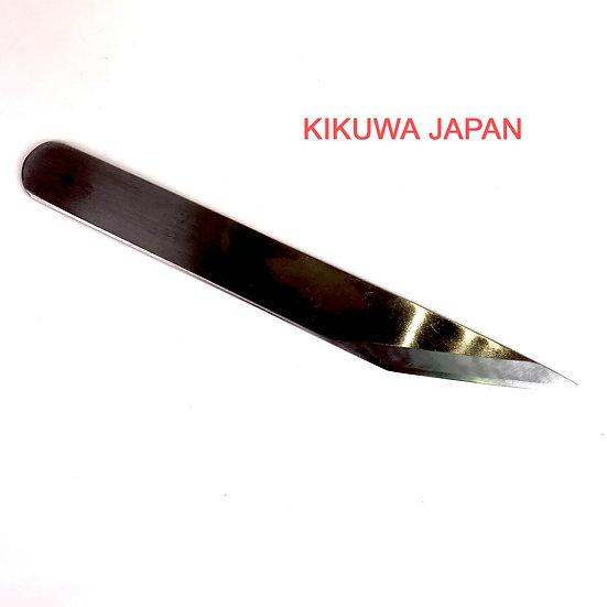 COUTEAU à GREFFER 200 mm Acier trempé KIKUWA 1333