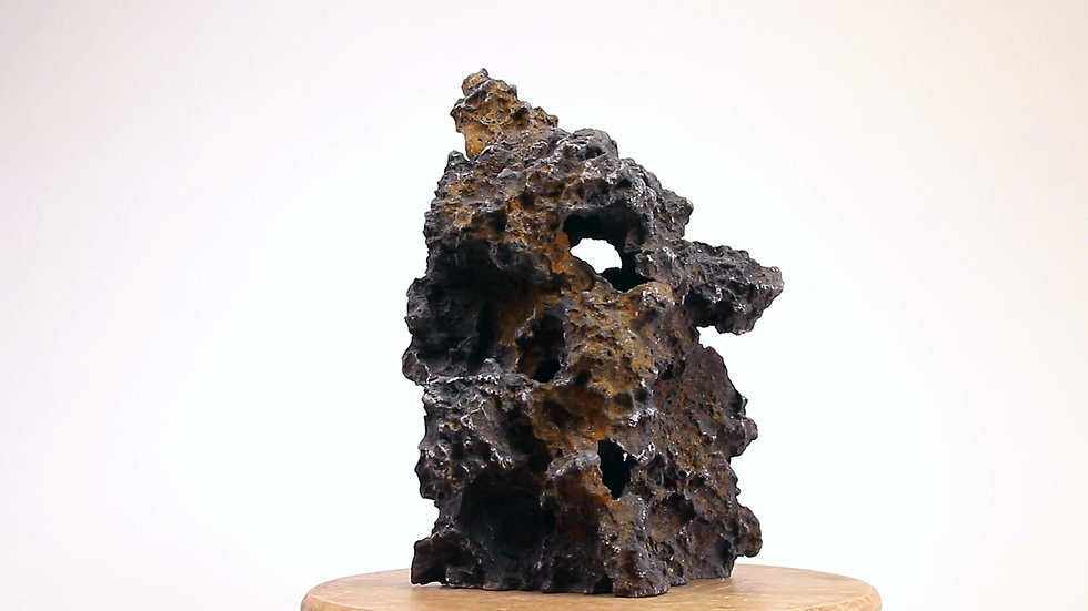 N°1 Roche de Jan Culek 29 cm de hauteur - Composites ultra léger - N°1