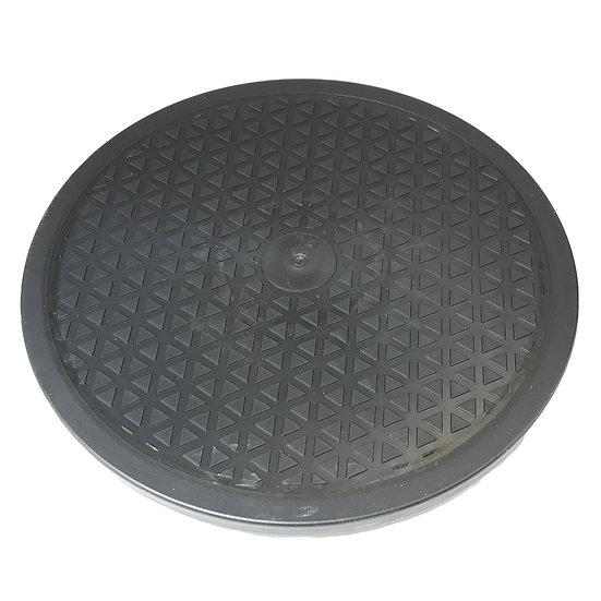 TABLETTE TOURNANTE  25 cm de diamètre en plastique