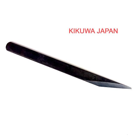 COUTEAU à GREFFER 168 mm Acier trempé KIKUWA 2331