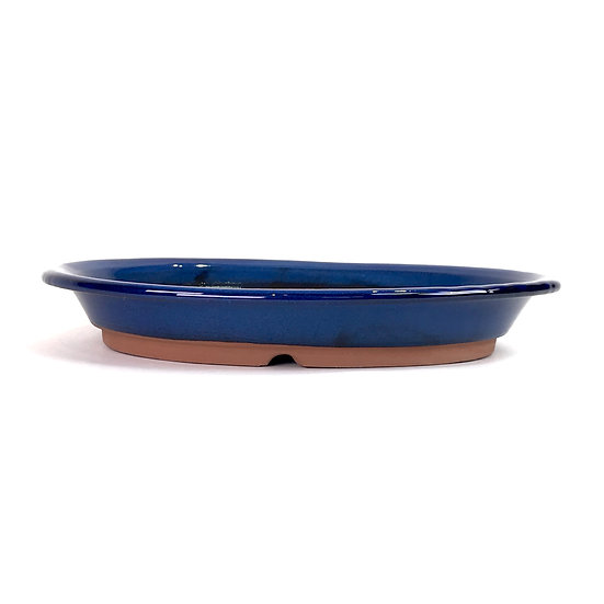 34 x 26 x 5 cm Bleu Japonaise
