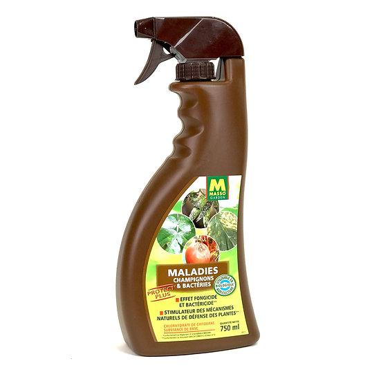 FONGICIDE BACTERICIDE naturel 750 ml