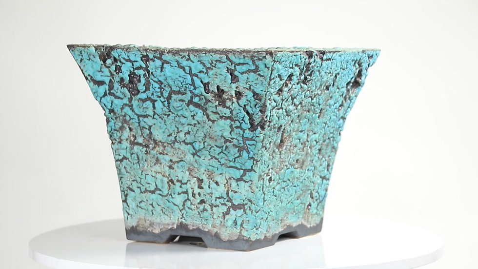 28 x 28 x 24 cm Céramique unique Lubos Skoda
