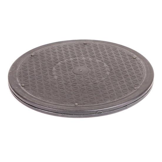 TABLETTE TOURNANTE  30 cm de diamètre en plastique