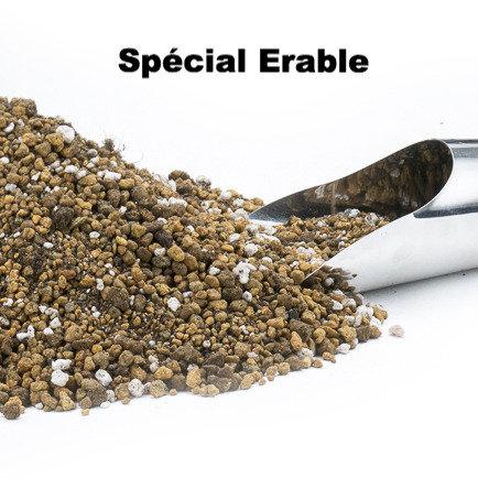 Substrat spécial pour L'ERABLE 2; 4; 6; 8 ou 10 litres