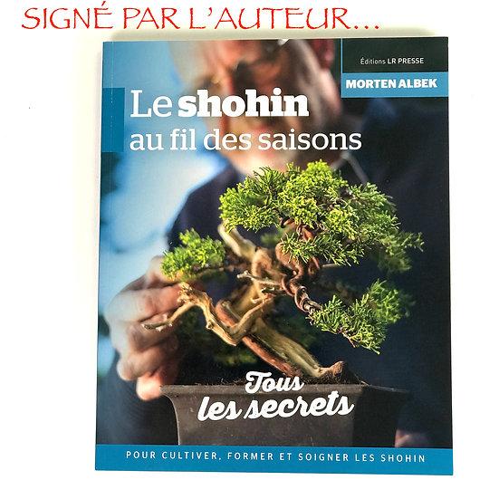 Le SHOHIN Tous les secrets . Signé par Morten ALBEK. 220 pages