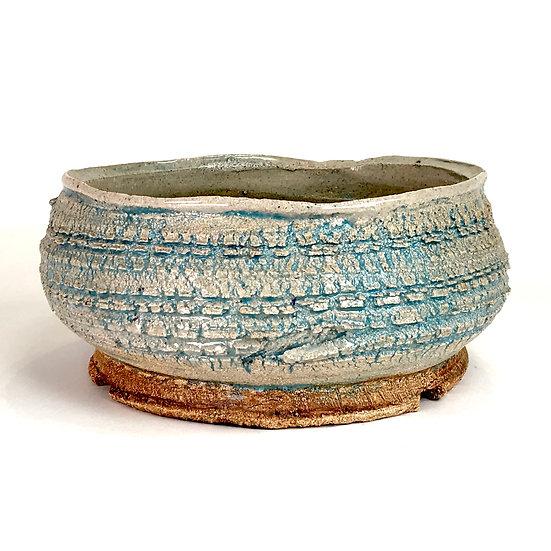 21 x 21 x 9 cm Céramique artisanale unique de Philippe TORCATIS