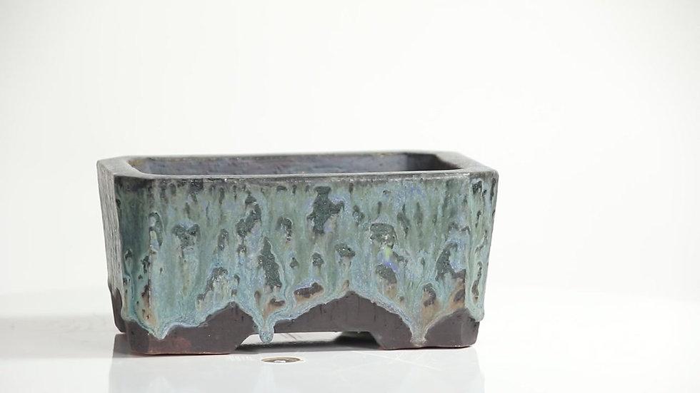 18 x 14 x 8 cm Céramique unique Lubos Skoda
