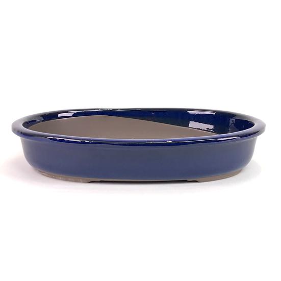 28 x 21 x 5 cm   Bleu  Japonaise   W38