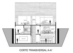 9.-CORTE A-A'
