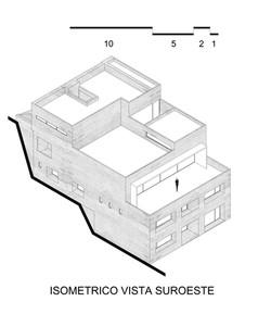 16.-ISOMETRICO VISTA SUROESTE