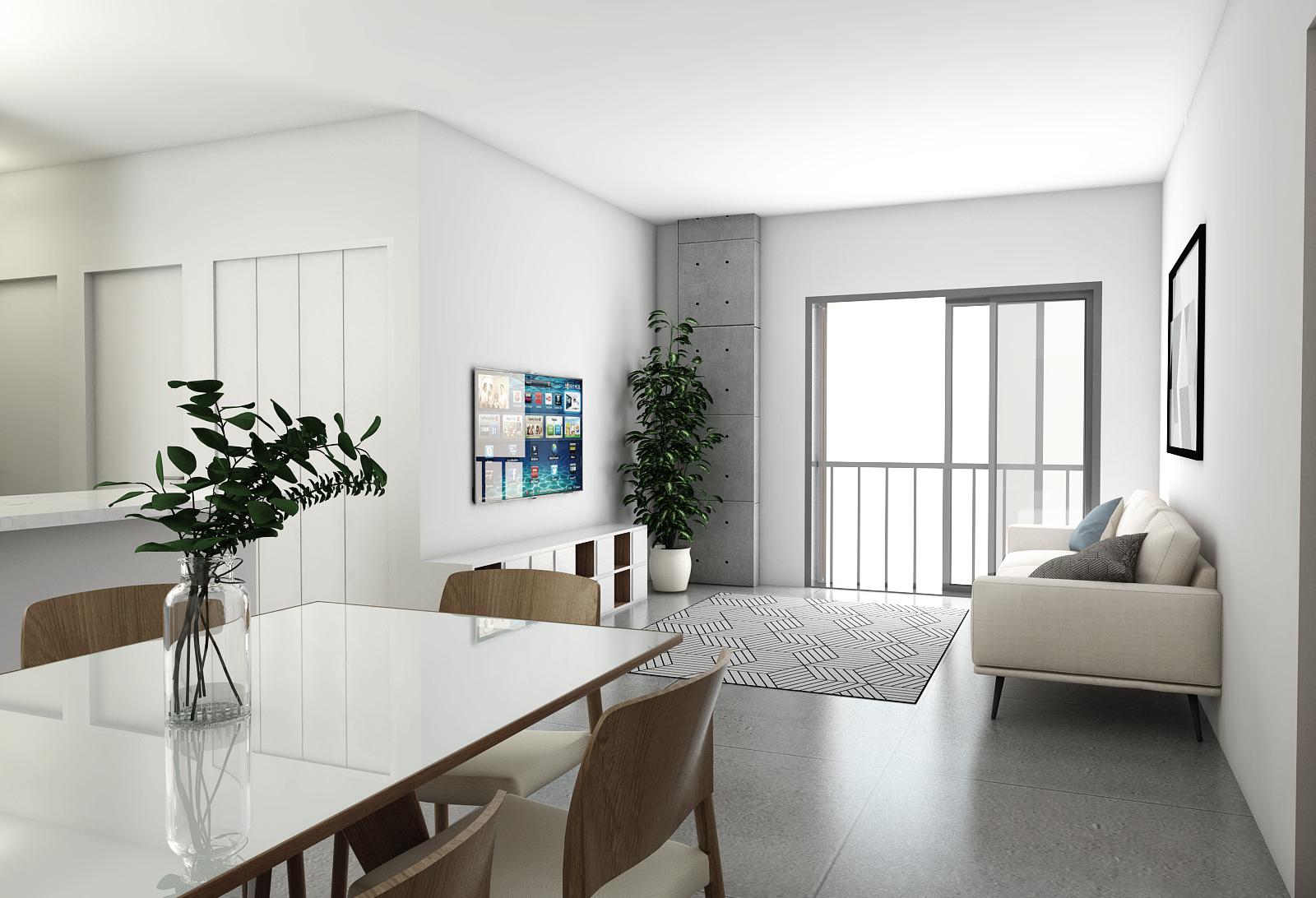 Renders Interiores (1)