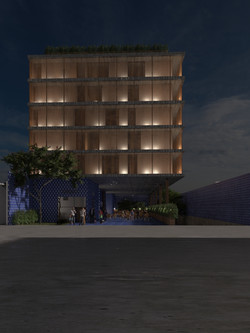 Exterior-Fachada-Iluminación