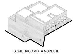 13.-ISOMETRICO VISTA NORESTE