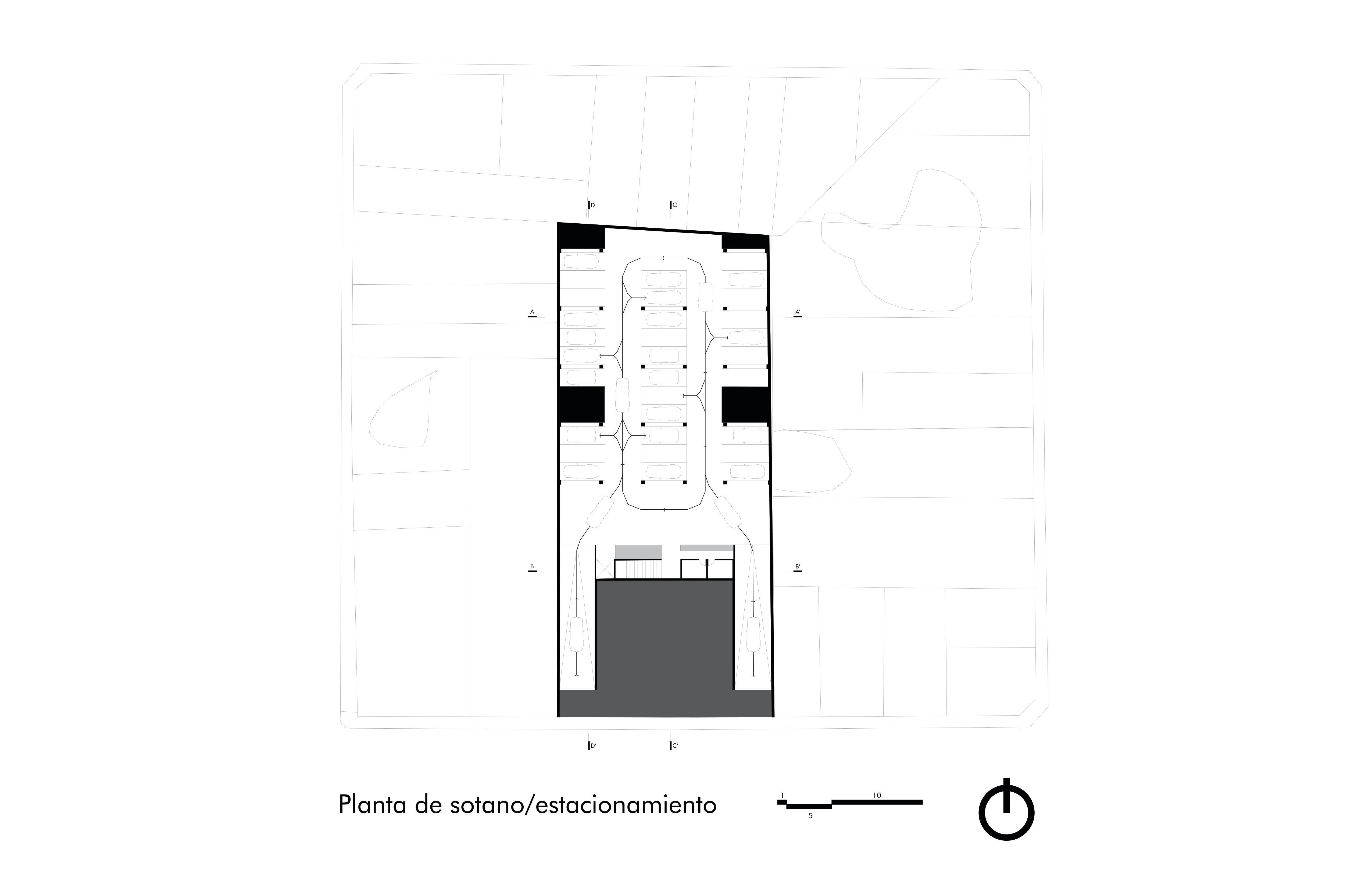 +02 PLANTA DE SOTANO