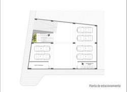 1. Planta de Estacionamiento