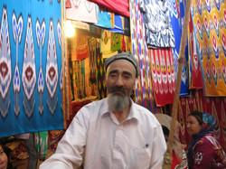 Kashgar market, China