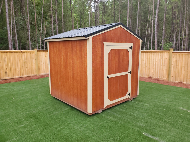 Outdoor Options-Utility Shed