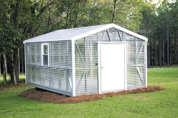 Outdoor Options-Greenhouse