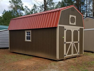 Outdoor Options- Lofted Barn- Portable s