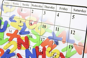bigstock-Calendar-Page-And-Alphabets-591