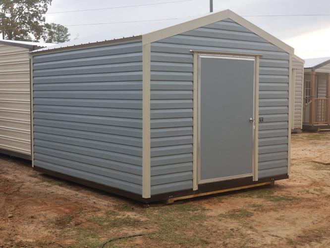Lapsider-12X12, Metal Lap Siding, Metal Roof